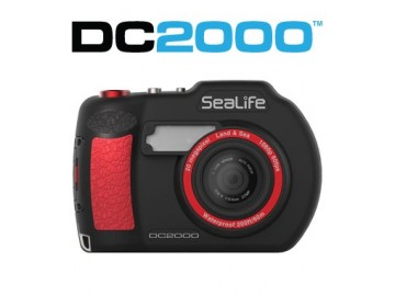 DC2000 20MP Underwater Camera